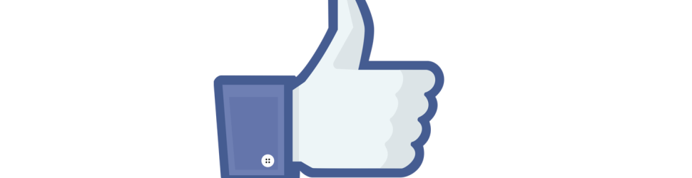 Slide - Gilla oss på Facebook!