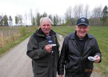 C-B Rudolfsson och P-O Evertsson från Lillkyrka