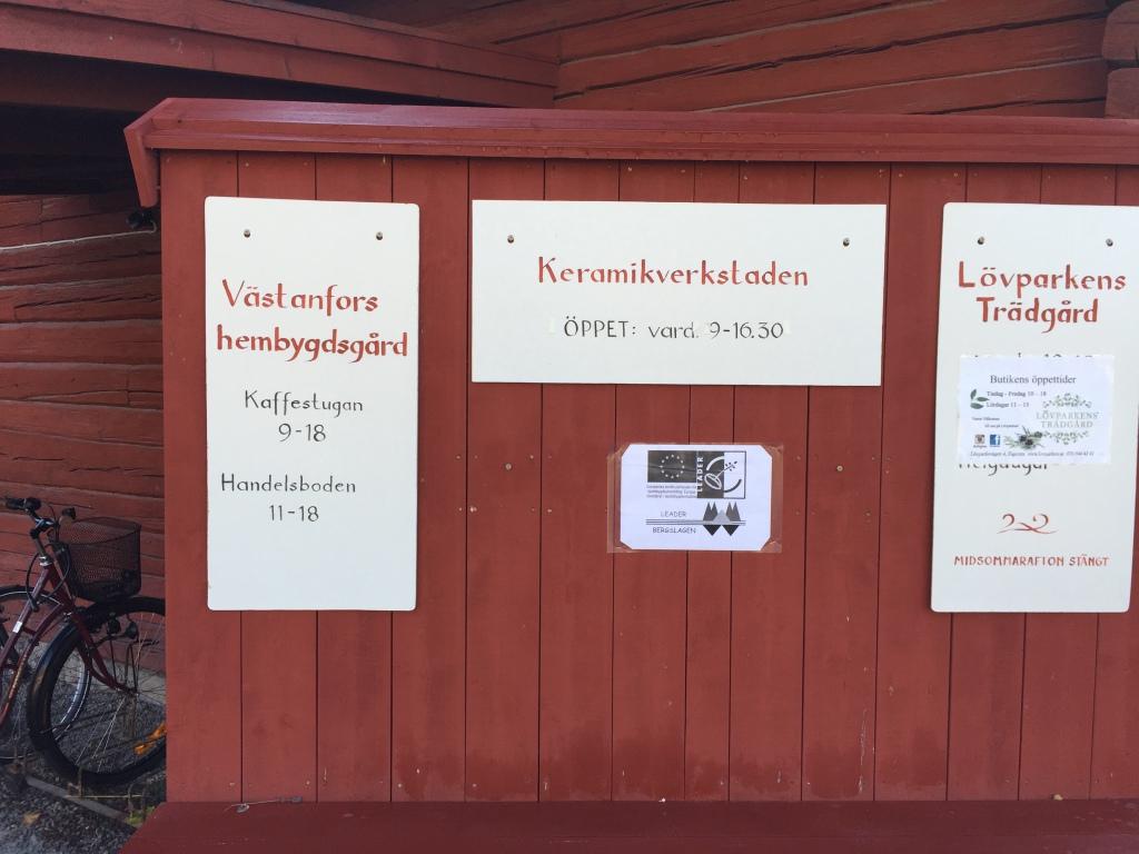 Foermiddagsfika Vaestanfors Bygdeg Bussresa Till Sagen Krylbo Och Brandomradet Skogsam